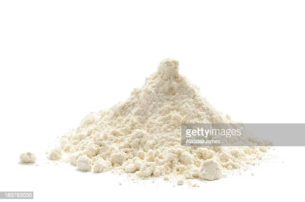 ホワイトの粉