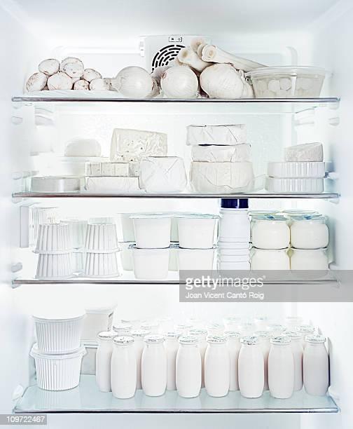 White food.
