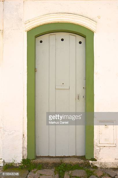White Front Door in Paraty, RJ