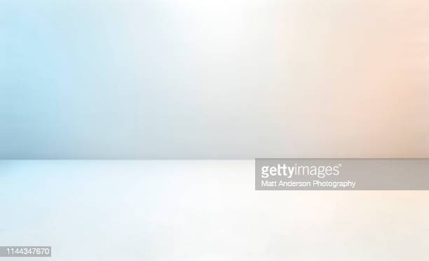 white grad back drop v1 color - colour gradient stock pictures, royalty-free photos & images