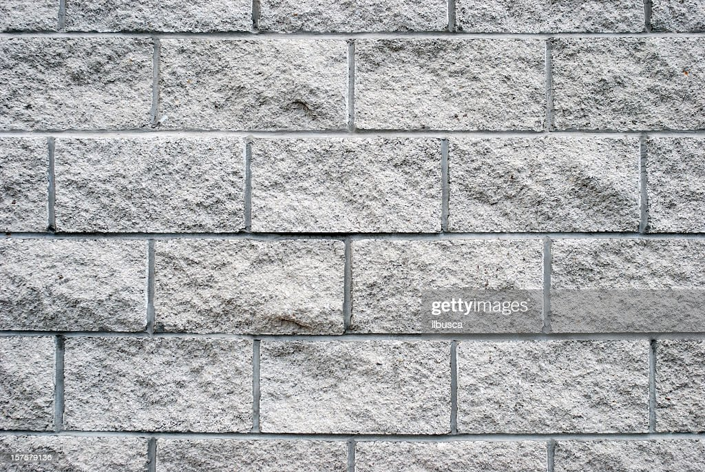 white granite brick wall texture stock photo getty images. Black Bedroom Furniture Sets. Home Design Ideas