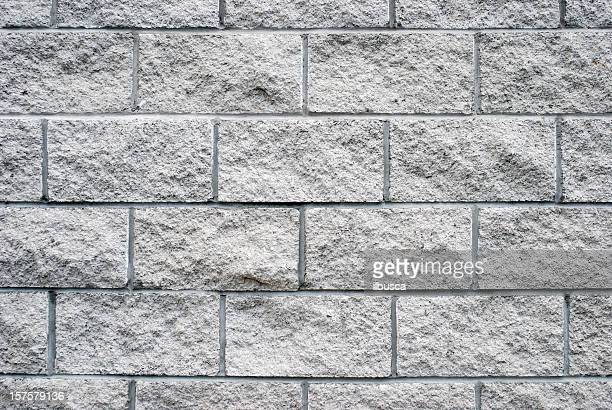 White granite brick wall texture
