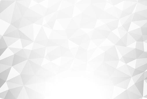 White gray geometric wallpaper background 1018450682