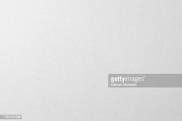 white gray paper texture background - grey colour stock pictures, royalty-free photos & images