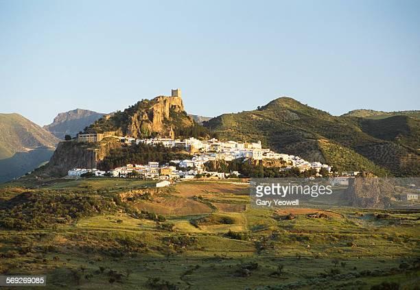 White hill town of Olvera