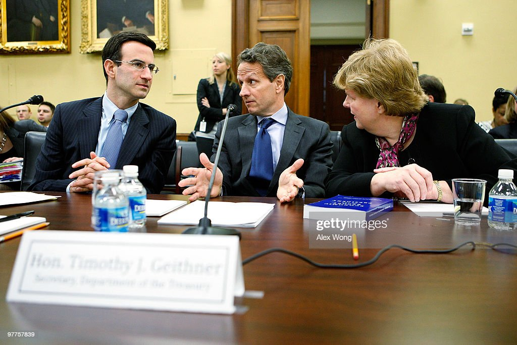 Geithner, Orszag, And Romer Testify On FY2011 Budget And Economic Outlook