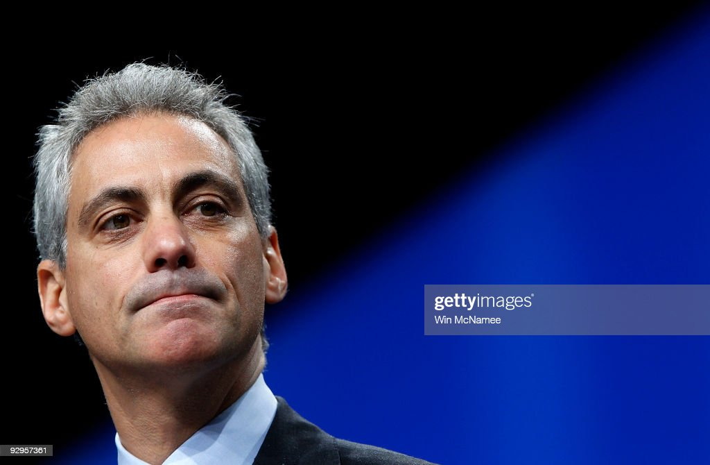 White House Chief of Staff Rahm Emanuel Addresses Jewish Conference