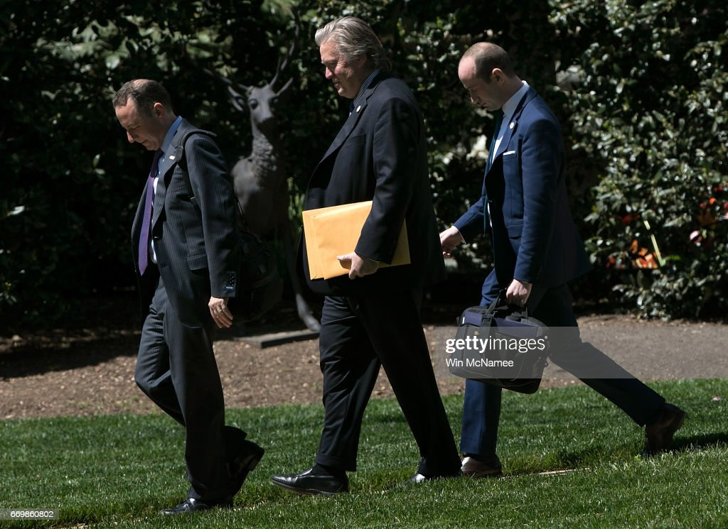 President Trump Departs White House For Wisconsin