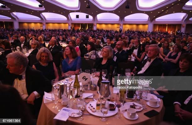 White House Correspondents' Association Dinner at Washington Hilton on April 29 2017 in Washington DC