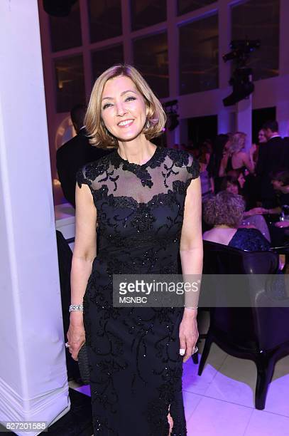 EVENTS White House Correspondents' Dinner MSNBC AfterParty Pictured Chris Jansing
