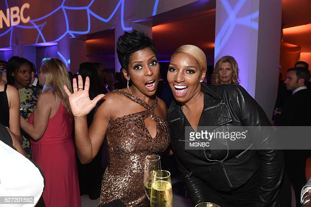 EVENTS White House Correspondents' Dinner MSNBC AfterParty Pictured NBC News' MSNBC's Tamron Hall TV Personality actress NeNe Leakes