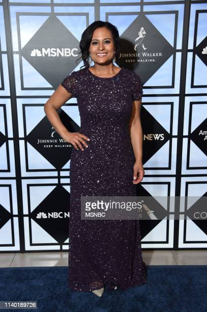 EVENTS White House Correspondents' Dinner NBC News/MSNBC AfterParty Pictured Kristen Welker NBC News Correspondent