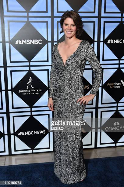 EVENTS White House Correspondents' Dinner NBC News/MSNBC AfterParty Pictured Kasie Hunt NBC News Capitol Hill Correspondent