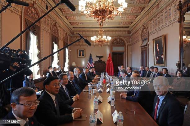 White House Director of the Office of Trade and Manufacturing Policy Peter Navarro Commerce Secretary Wilbur Ross US Trade Representative Robert...