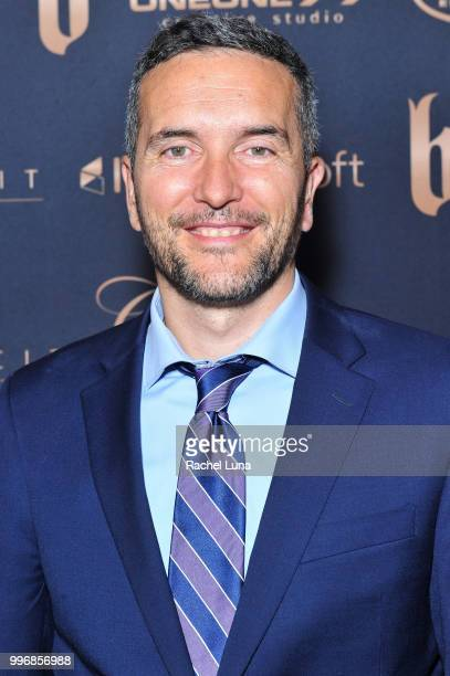 White House Dr Antoine Chevalier attends City Summit Wealth Mastery And Mindset Edition afterparty at Allure Banquet Catering on July 11 2018 in Van...