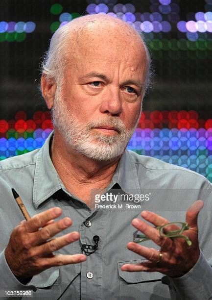 White house photographer David Hume Kennerly of television show The President's Photographers A National Geographic Special speaks during the PBS...