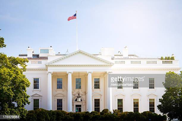 white house - white house stock pictures, royalty-free photos & images