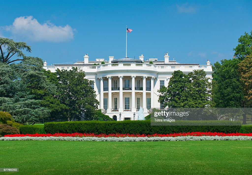 White house : Stock Photo