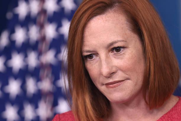 DC: Daily Briefing Held By White House Press Secretary Psaki