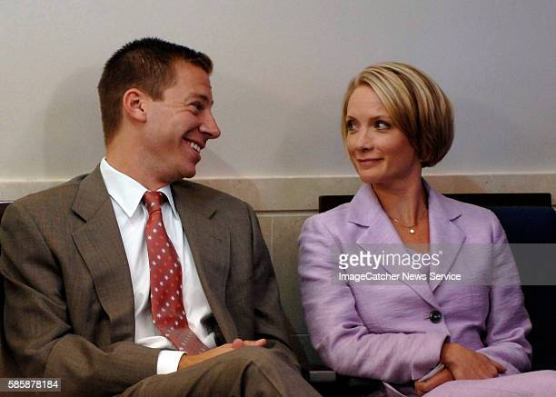 White House Press Secretary Tony Snow announces his resignation. He will be replaced by Dana Perino and Deputy Press Secretary Gordon Johndroe....