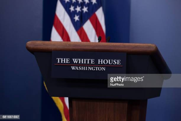 White House Principal Deputy Press Secretary Sarah Sanders delivered the press briefing in the James S Brady Press Briefing Room of the White House...