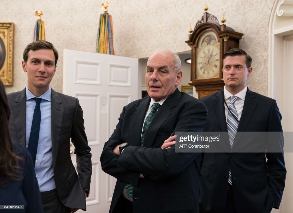 Image result for photos of porter and gen john kelly