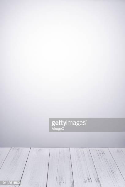 white lacquered wood plank - 縦位置 ストックフォトと画像