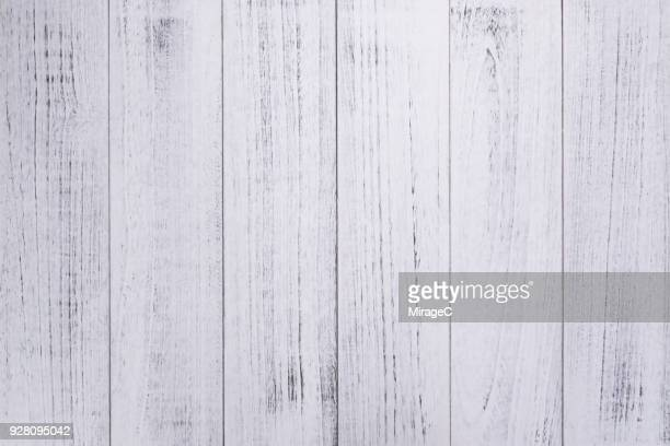 white lacquered wood texture - plank timber stock photos and pictures