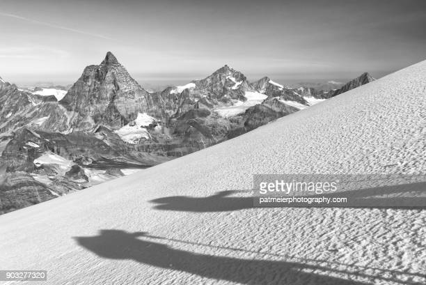 white landscapes - pinnacle peak stock pictures, royalty-free photos & images