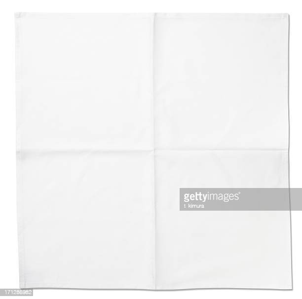 white linen tablecloth - handkerchief stock pictures, royalty-free photos & images