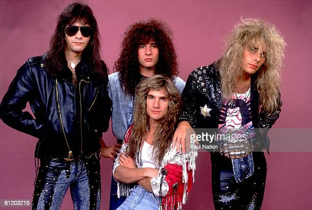 White Lion on 11/1/87 in Chicago Il