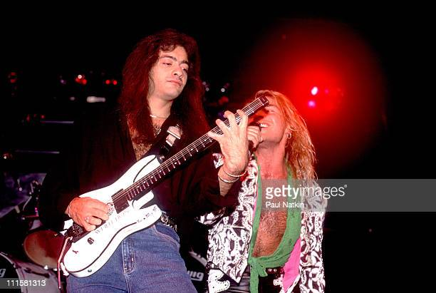 White Lion on 7/12/89 in Chicago Il