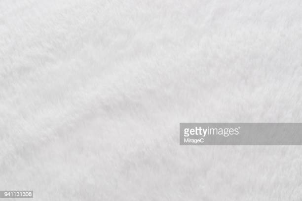 white manufactured fur - fur stock pictures, royalty-free photos & images