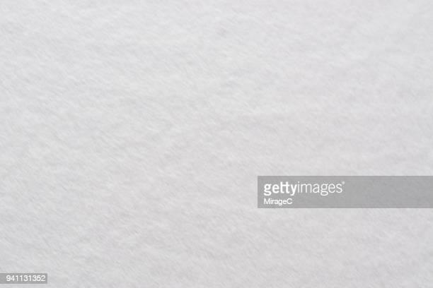 White Manufactured Fur