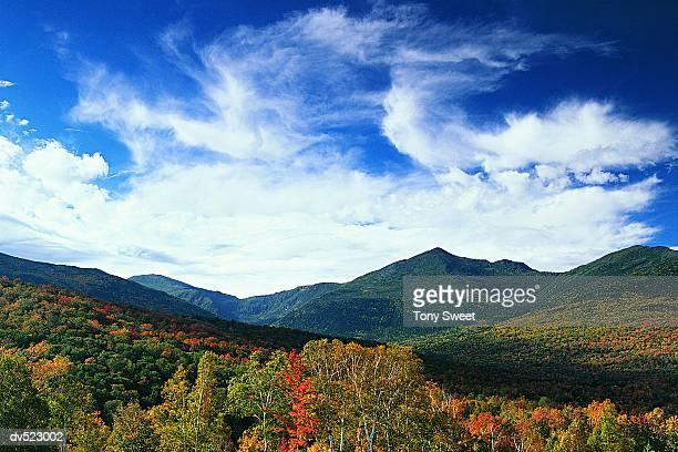White Mountains, New Hampshire, USA