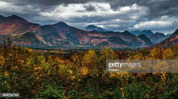 white mountains - new hampshire stock pictures, royalty-free photos & images