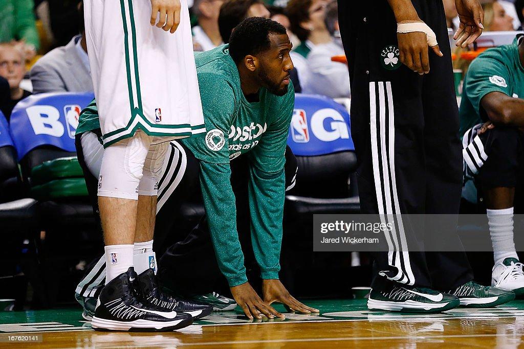 New York Knicks v Boston Celtics - Game Three