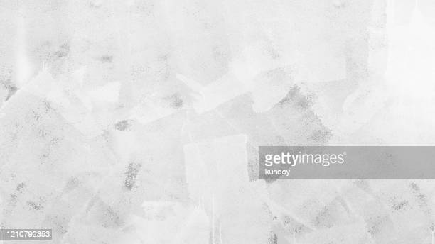white painted layer on cement wall, abstract texture background . - canvas fabric stock pictures, royalty-free photos & images