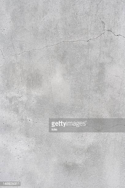 White painted wall - background