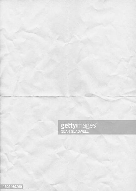 white paper folds - paper stock pictures, royalty-free photos & images