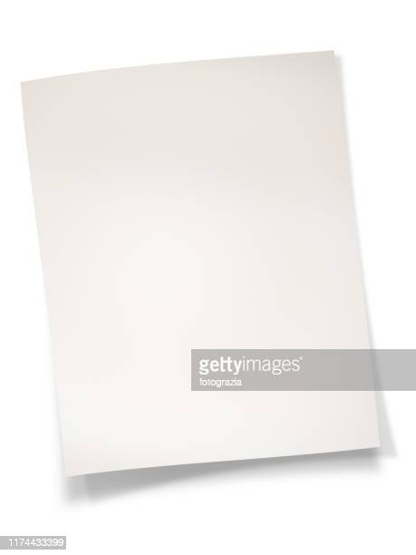 white papers - category:pages stock pictures, royalty-free photos & images