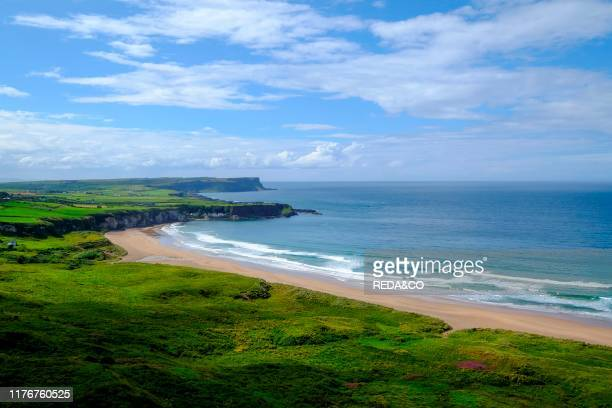 White Park Bay County Antrim Northern Ireland