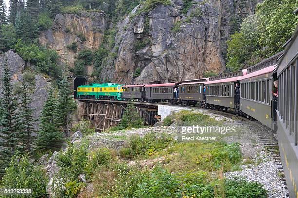 White Pass & Yukon Route Railroad - Skagway, Alaska