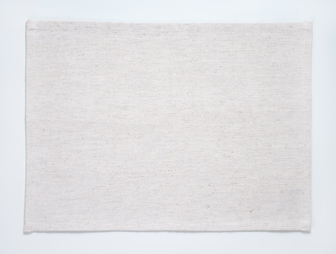 White place mat 497936012