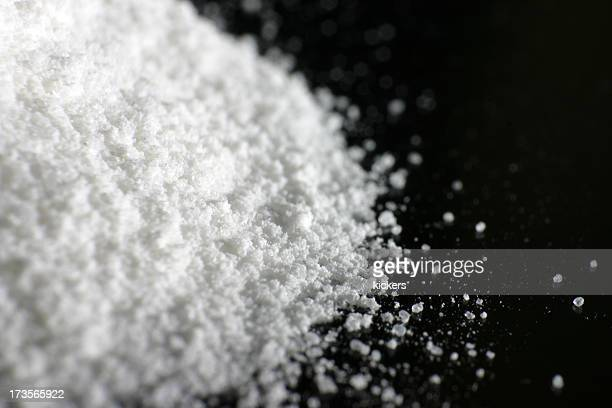 white powder - heroin stock pictures, royalty-free photos & images