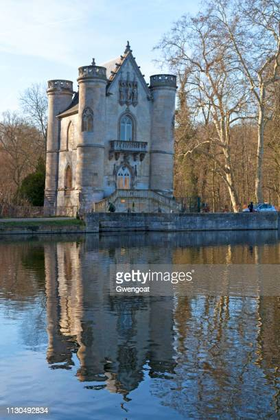 White Queen's Castle in Coye-la-Forêt