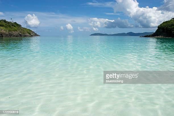 White Sand Caribbean Beach