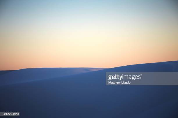white sands national monument - southwest usa stock pictures, royalty-free photos & images