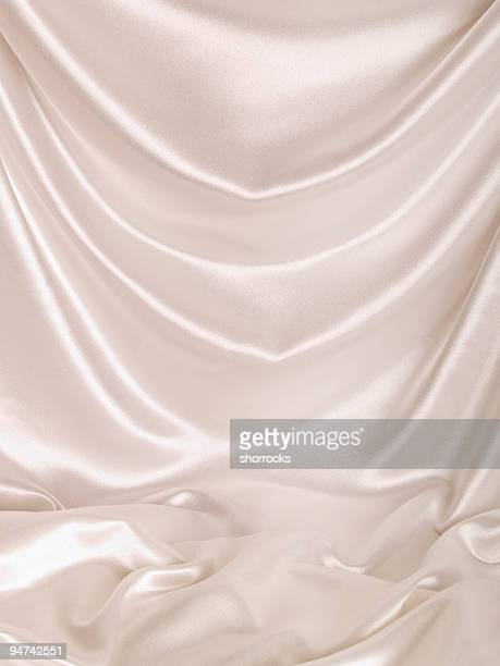 white satin backdrop - white satin stock photos and pictures