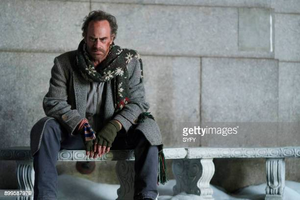 HAPPY White Sauce Hot Sauce Episode 105 Pictured Chris Meloni as Nick Sax